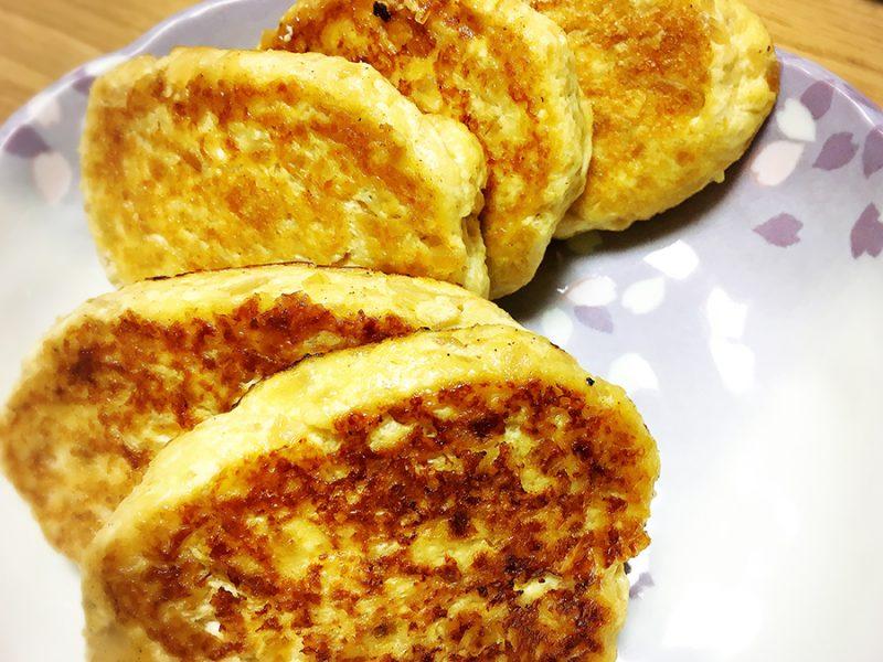 ダイエットレシピ・豆腐ハンバーグ【肉なし】の気になるカロリーは?