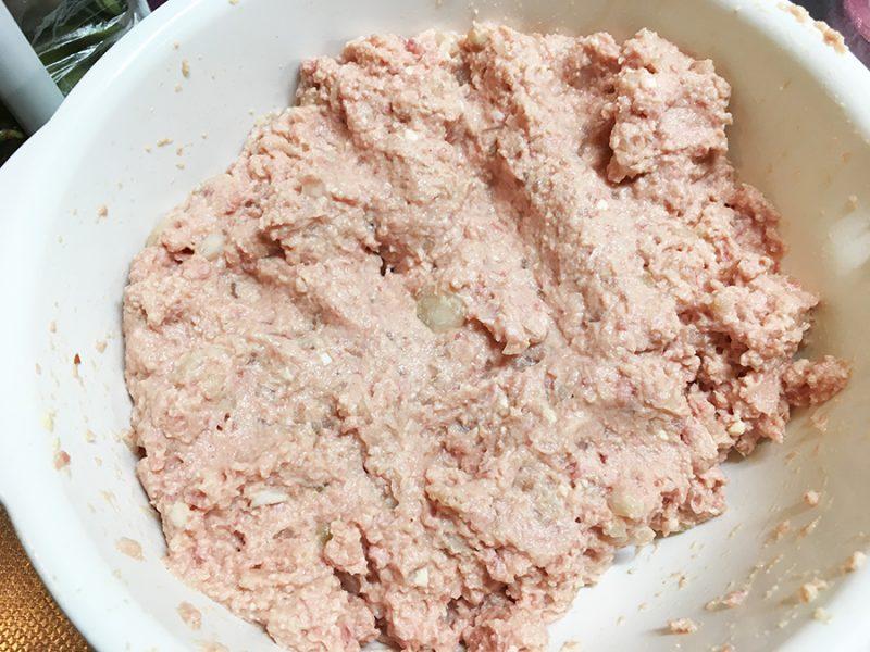 ダイエットレシピ・豆腐ハンバーグ【肉あり】の気になるカロリーは?