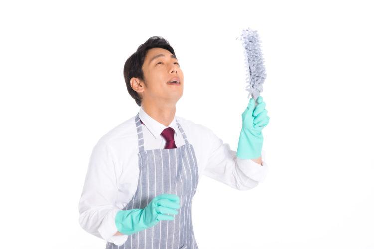 年末大掃除どこから手をつける
