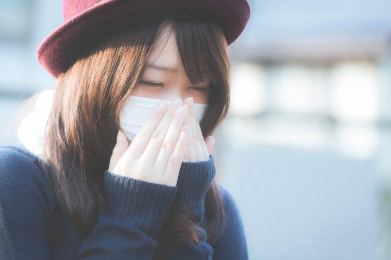 花粉症はうつる?