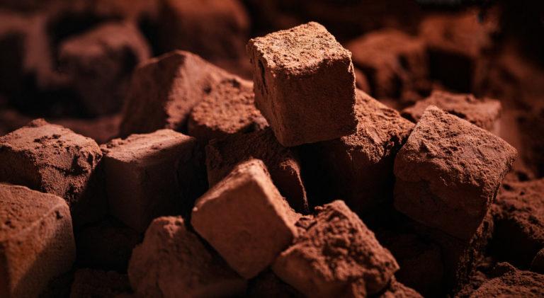 バレンタインの本格的な生チョコレートの作り方レシピ