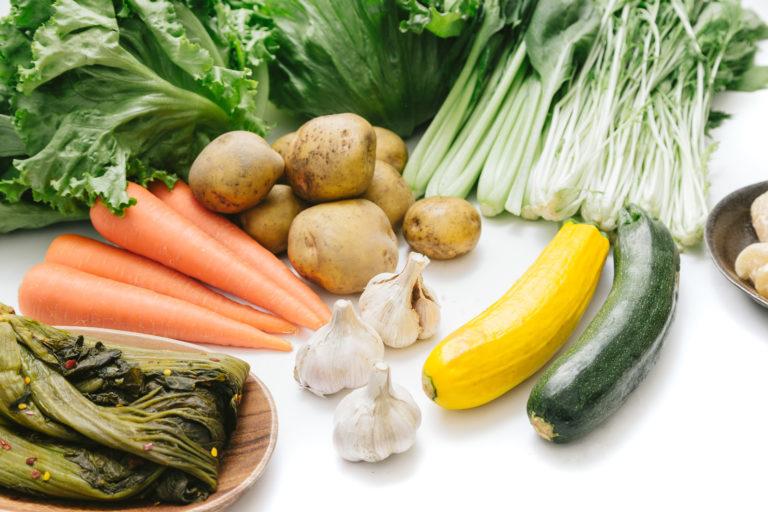 春野菜の【特徴】を知って作る美味しいレシピ