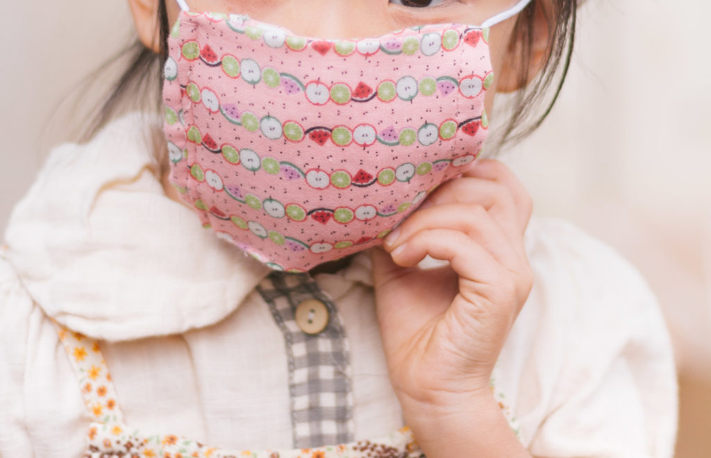 ブラジャー 手作り マスク