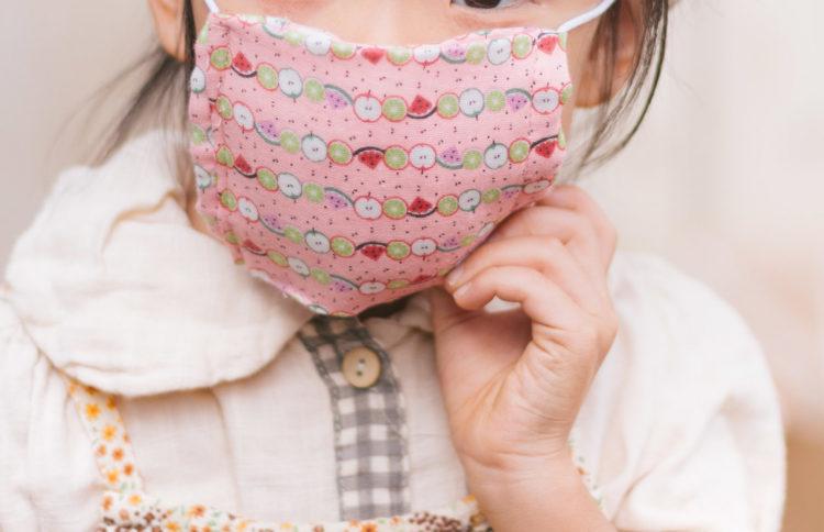 【簡単】マスクを手作り&手縫いで作る方法