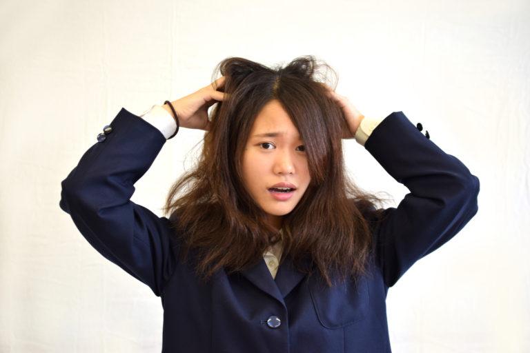 梅雨の髪の毛うねり・広がり対策!